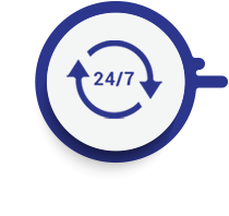 DIGICHAT is a 24/7 365 service