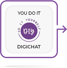 Digichat live chat support